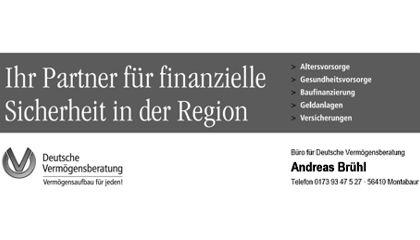 Vermögensberatung Andreas Brühl